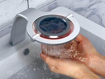 อุปกรณ์ไอทีห้องน้ำ